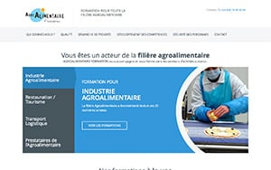 Agroalimentaire formation
